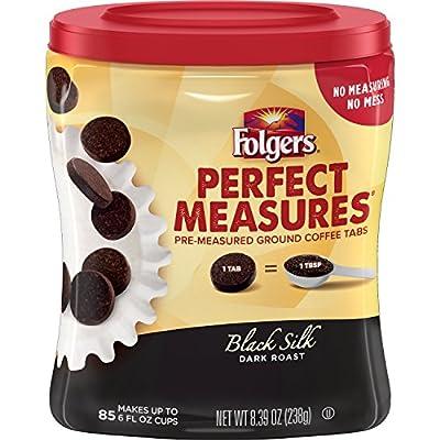 Folgers Perfect Measures Classic Roast, 8.39 Ounce