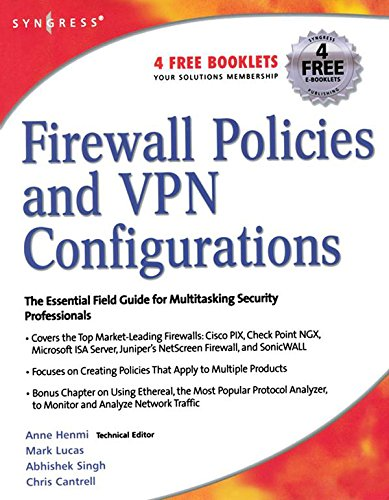 Ipsec Vpn Firewall Ports (Firewall Policies and VPN Configurations)