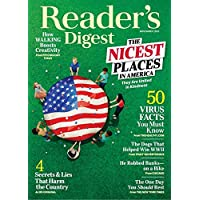1-Year (10 Issues) of Reader's Digest Magazine Subscription