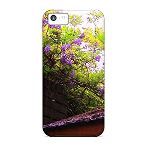 High-end Cases Covers Protector For Iphone 5c(colorful Roof)