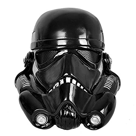 Gmasking Star Wars Stormtrooper Adult Helmet 1:1 Prop Black Replica - Trooper Model