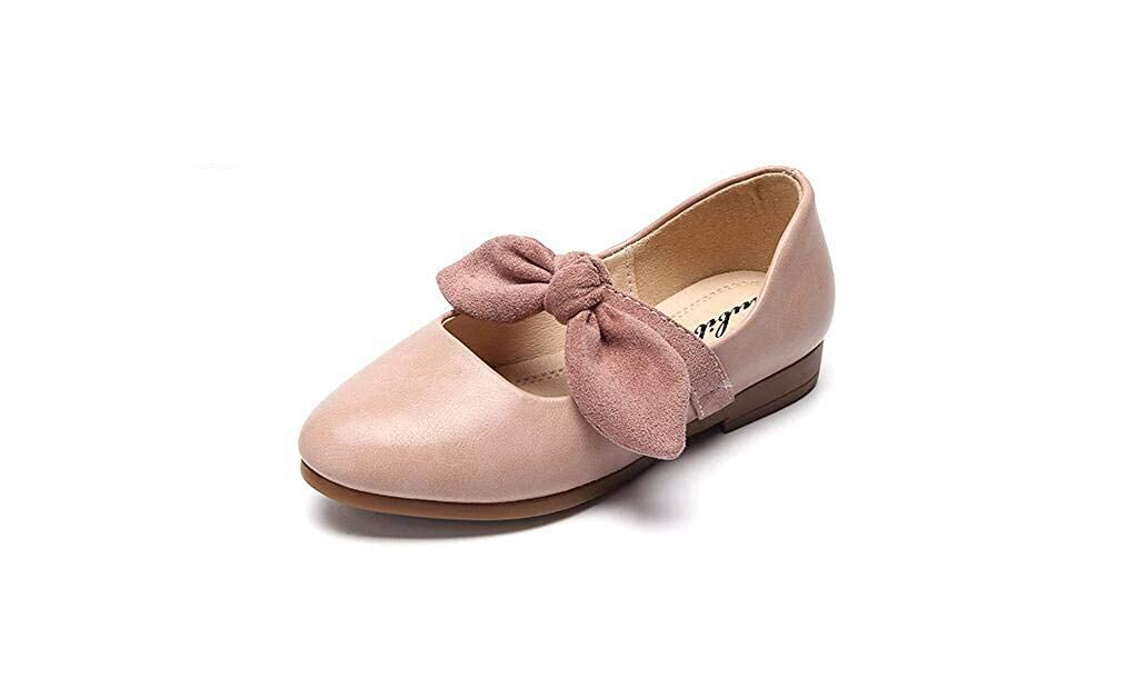 Gusha Flat Shoes Cute Kids Shoes Girls Princess Shoes Toddler Shoes