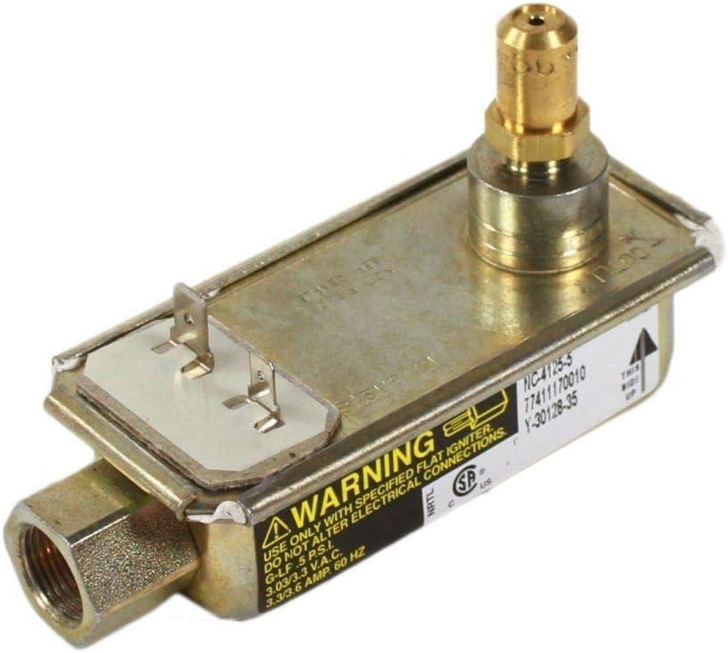 (RB) 30128-35AF Gas Range Oven Safety Valve for Electrolux 3203459 AP2131109 PS446204