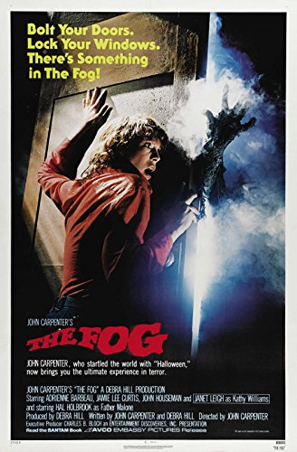 Movie Poster The Fog Print Approx Size 11X8 inches ()