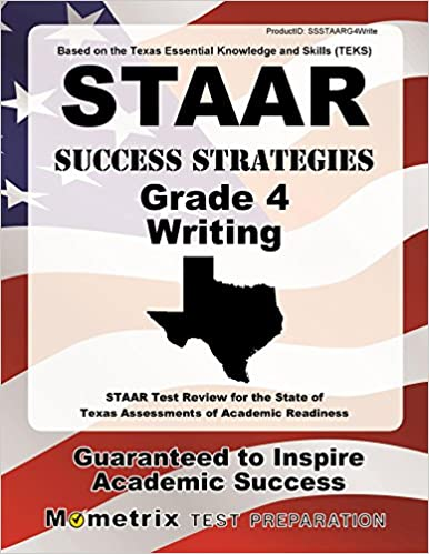 Staar success strategies grade 4 writing study guide staar test staar success strategies grade 4 writing study guide staar test review for the state of texas assessments of academic readiness study guide edition fandeluxe Gallery