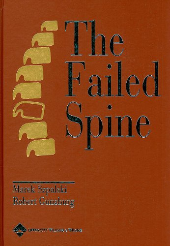 The Failed Spine by Brand: Lippincott Williams n Wilkins