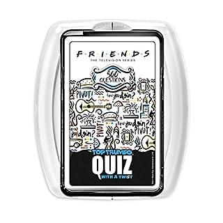 Friends Quiz Game