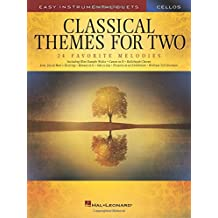 Classical Themes for Two Cellos: Easy Instrumental Duets