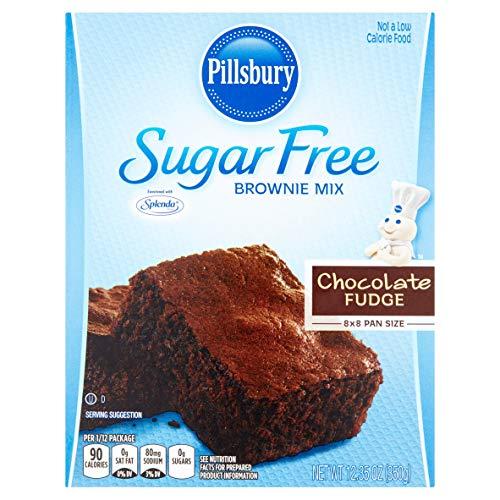 Pillsbury Sugar Free Chocolate Fudge Brownie Mix, 12.35 oz