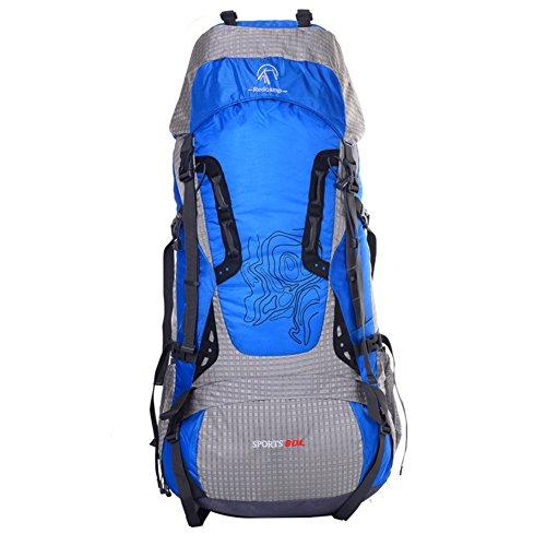 Campeggi borse/borse alpinismo esterno/zaino