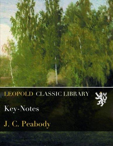 Download Key-Notes pdf epub