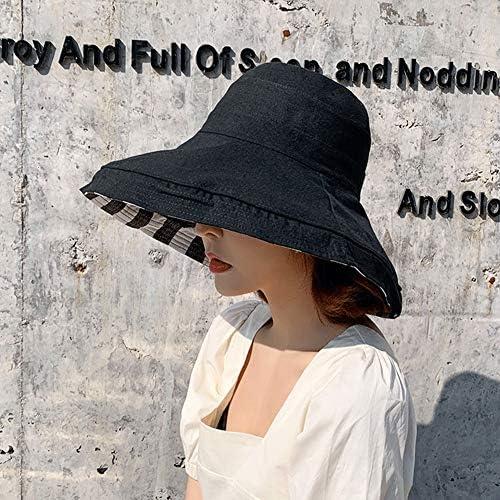 Obosoyo おしゃれ帽子 可愛い ハット キャップ 紫外線対策 日よけ ファッション 通気 つば広 旅行 アウトドア 自転車