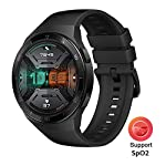 HUAWEI Watch GT 2e Sport (Graphite Black, 46mm, 2 Weeks Battery, Music Control, 100 Workout Modes, SpO2 & Heartrate…
