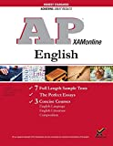 AP English: Language, Literature, and Composition Exam, 2018 Edition (College Test Preparation)