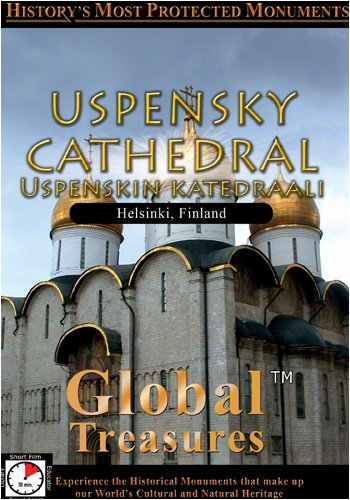 (Global Treasures  USPENSKY CATHEDRAL Uspenskin Katedraali)