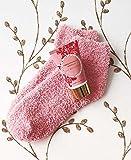 boxed Cozy Sock and Lotion Gift-Boxed Sets(Pomegranate Vanilla)