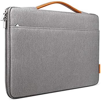 Inateck 14-14.1 Inch Laptop Sleeve Protective Bag Ultrabook Netbook Carrying Case Compatible 14 ThinkPad, 15 MacBook Pro 2016-2018, Dell Inspiron, ...