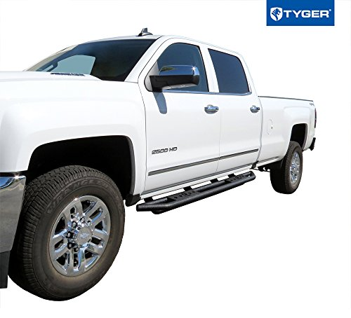 Tyger Auto TG-AM2C20128 Star Armor Kit For 2007-2018 Chevy