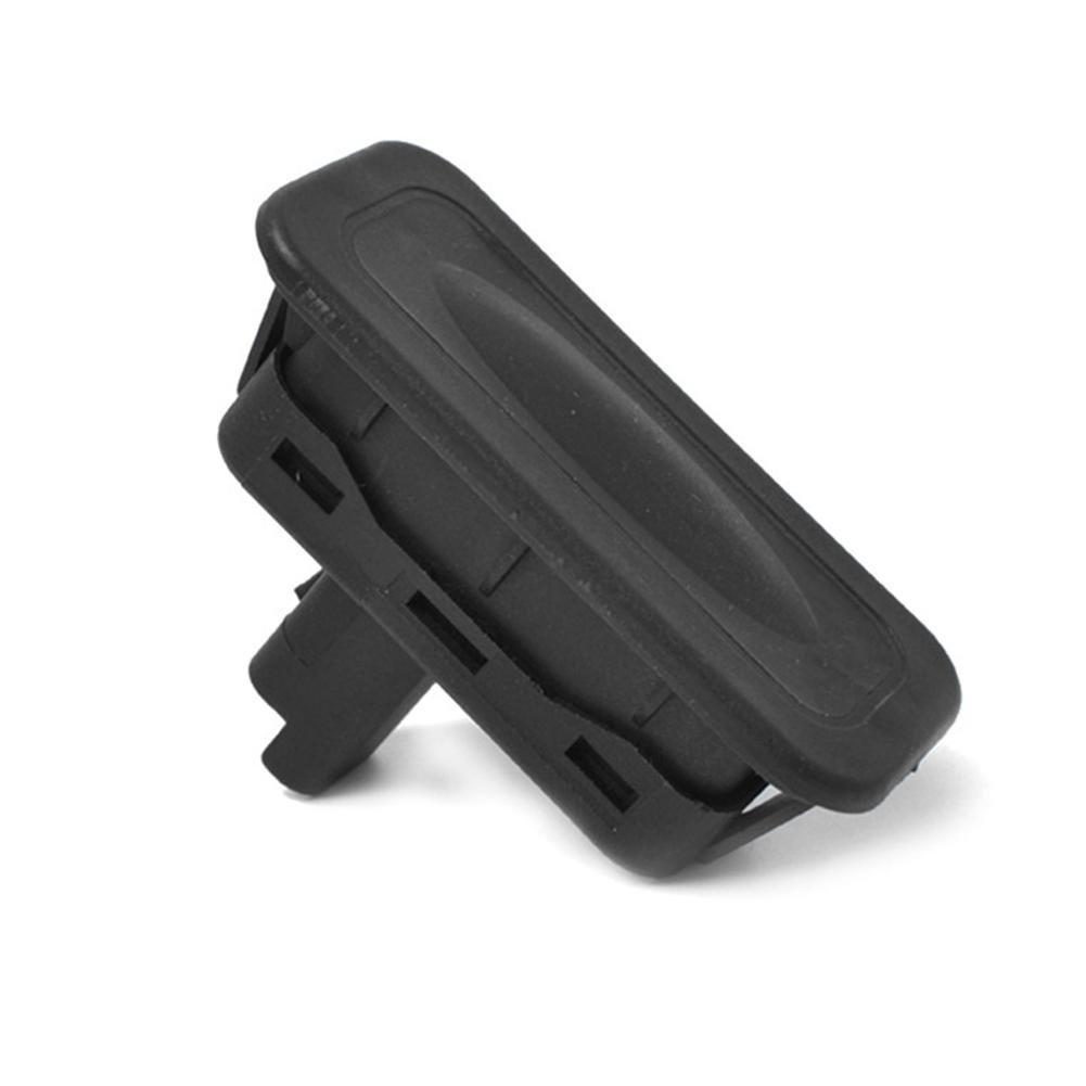 Roundhouly Commutateur De Coffre Ouverture De Coffre Interrupteur Bouton pour Megane MK2 /& MK3 Scenic MK2 /& MK3 Kangoo Mk2 Laguna MK3 Modus Captur 1pcs: Noir