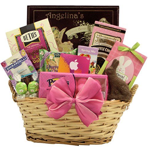GreatArrivals Gift Baskets Itunes Cool Easter Treats, Teen a