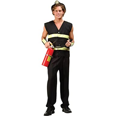 Sexy firefighter costume for men