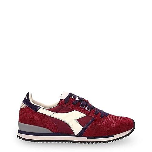 consegna gratuita ben noto compra meglio Diadora Heritage Scarpe Basse Sneakers Uomo Rosso ...