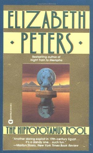 The Hippopotamus Pool (Amelia Peabody, Book 8)