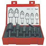 KEO Countersink Set 7 PC 6 FL 82 Deg HSS