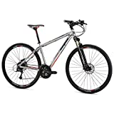Mongoose Reform Expert 700C Wheel Frame Hybrid Bicycle