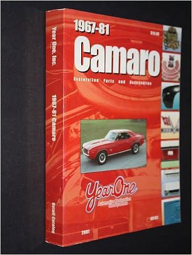 1967-81 Camaro: Restoration, Parts and Accessories: Amazon