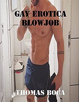 Gay erotic blowjob