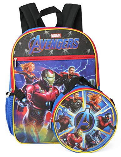 marvel avengers backpack - 7