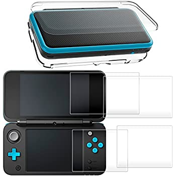 Amazon.com: Protective Case Compatible New Nintendo 2DS XL ...