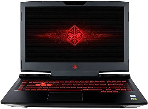 CUK Omen 17t VR Ready Gamer Notebook (Intel i7-8750H, 32GB RAM, 1TB NVMe  SSD + 2TB HDD, NVIDIA GeForce GTX 1070 8GB, 17 3