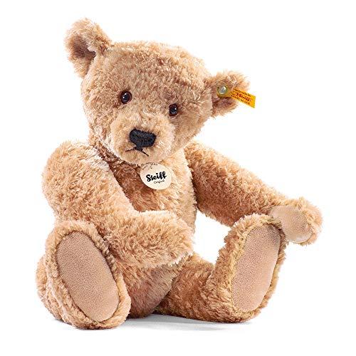 Steiff Elmar Teddy Bear Plush, Golden Brown, 32cm
