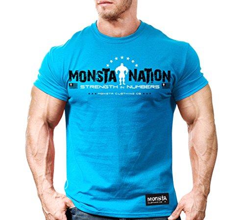 Monsta Clothing Co Mens Nation