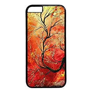 Abstract tree painting Phone Case for iPhone 6