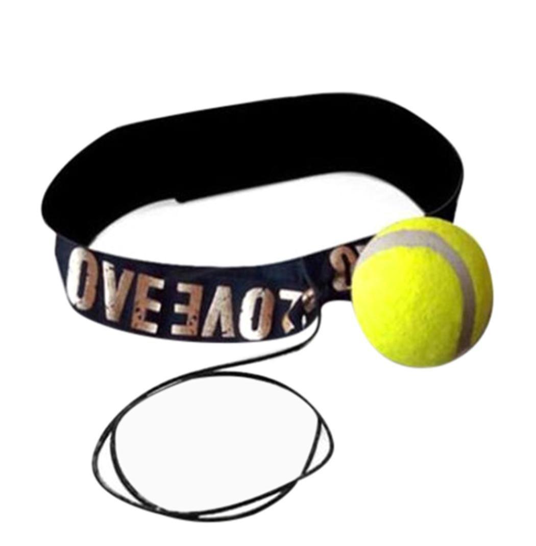 igemy fight ball boxen Kampfball mit Kopfband f/ür Reflex Speed Training Boxen Boxen Punch /Übung