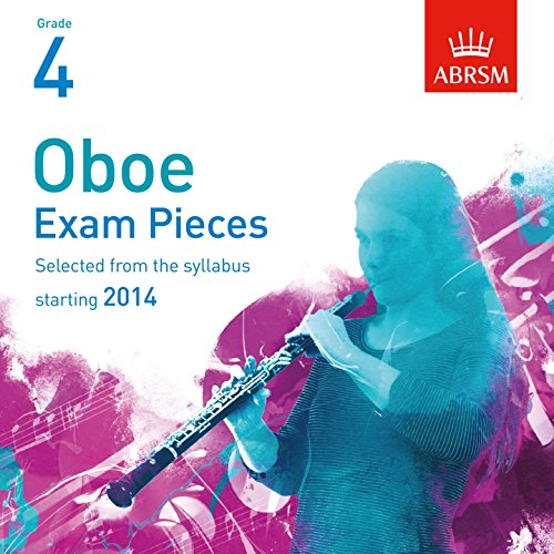 Selected Oboe Exam Pieces from 2014, ABRSM Grade -