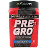 iSatori Pre-Gro Delicious Fruit Punch - 30 Servings, 8.47 Oz