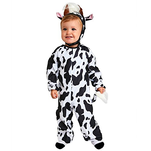 Cow Toddler Halloween Costumes (Toddler Cow Costume (Size: 24 Months))