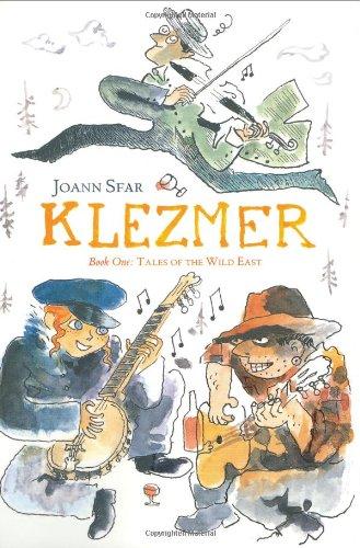Read Online Klezmer: Tales of the Wild East PDF