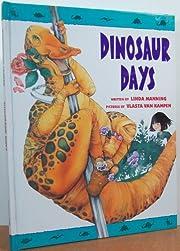 Dinosaur Days av Linda Manning