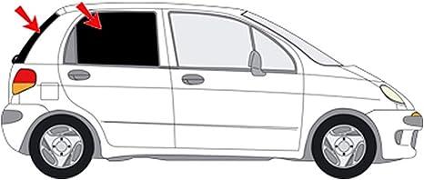 Amazon.es: Auto Protección Solar Diseño Año Chevrolet Matiz 2005 - 2010 -25698 - 3
