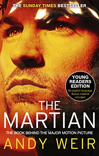 Book cover from The Martian: Young Readers Edition by ANDY WEIR