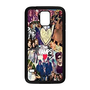 Custom The Vamps Cell Phone Case, Custom Durable Cover Case for SamSung Galaxy S5 I9600 The Vamps