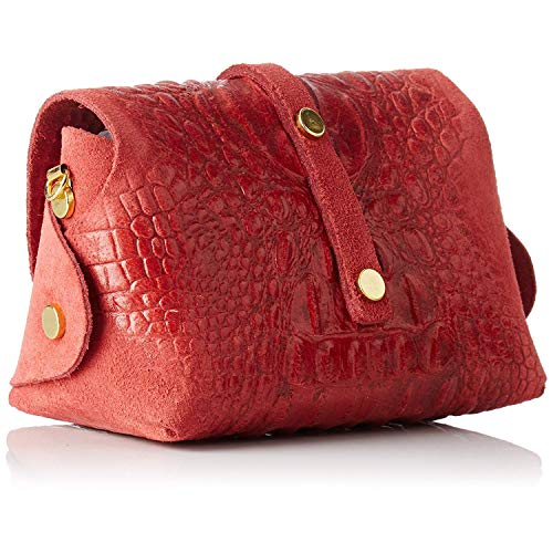 Made Rouge Italy Borse Chicca Sacs Bundle Cuir En In 8XRq4