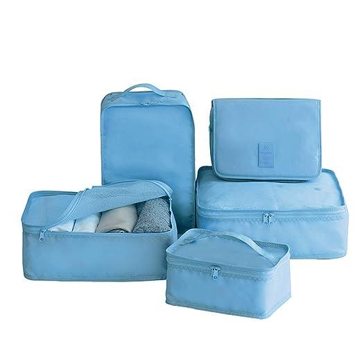 Paquete De 5 Cubos De Embalaje, Cubo De Bolsas Impermeables ...
