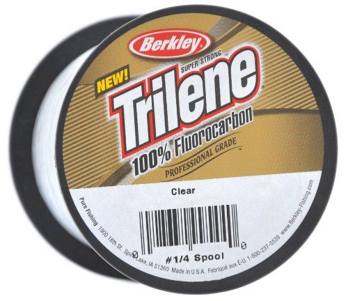 Berkley Trilene Fluorocarbon Clear Line 15 lb, 0.38mm, 770yds