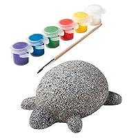 ALEX Toys Craft Rock Mascotas Tortuga, Multi